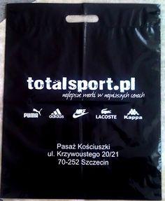 Torby foliowe z nadrukiem - Totalsport - http://mk-pak.p.l