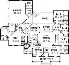 Main Floor Plan: 30-311