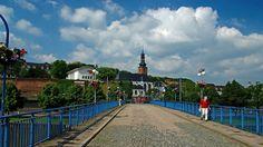 Sommer in der Stadt. ... Da teilt man doch die Woche gerne. Auch in Saarbrücken. :-)