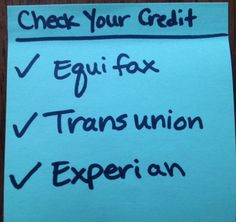 30 Second Mom - Amanda OGrady: Identity Theft Alert: Check Your Credit Report Annually