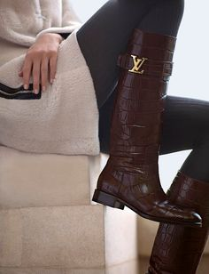 Louis Vuitton FallWinter 20132014 Shoe Collection