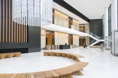Image 4 of 33 from gallery of The Tower at PNC Plaza / Gensler. Courtesy of…