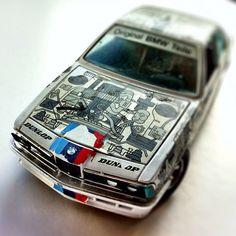 Burago BMW Art Car