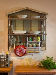 Browse photos and tell us which DIY Network Blog Cabin dining room you like the most. From the experts at DIYNetwork.com.