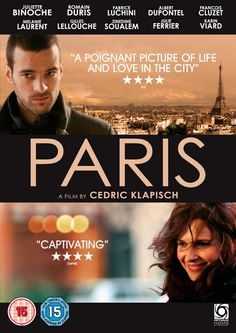 """""""Paris"""" A movie with 23 vignettes about Paris and Parisians. Life in each arrondissement. People either love this or hate it.  But without question the film shows Paris itself brilliantly."""