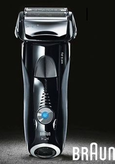 "Braun shavers are more than just high-tech, sharply designed, award-winning ""gifts for men"" — the right shaver is a gift for your man."