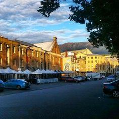 Hobart...Tasmania...