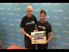 David Bisbal es nombrado embajador de UNICEF