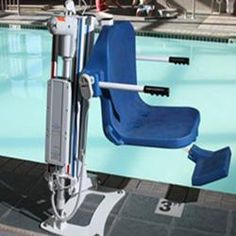 Personal &  commercial pool lifts