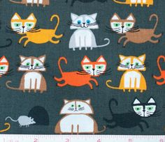 Cats - Ed Emberley - Happy Drawing, Too!