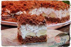 Krtkův dort na plech