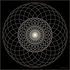 Spirograph by =Lupsiberg on deviantART