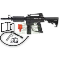 OFERTA DEL DIA !!! SPYDER MR6 PAINTBALL GUN http://tienda.globalxtremesports.com/es/home/444-marcadora-spyder-mr6-paintball-gun-black.html?search_query=mr6&results=1