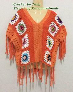 INSPIRATION: boho blouse :)