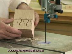 Band Saw Clinic with Alex Snodgrass - YouTube