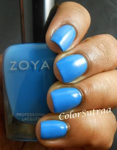 ZOYA Tickled collection for Summer 2014 : Ling