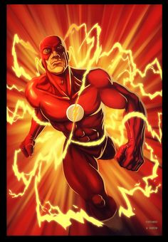 #TheFlash #marvel #comics