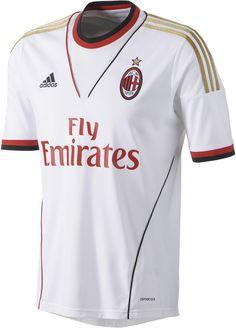 AC Milan (Italy) - 2013/2014 Adidas Away Shirt