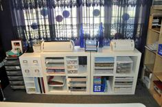 more Ikea... I need this work station for my scrapbooking!