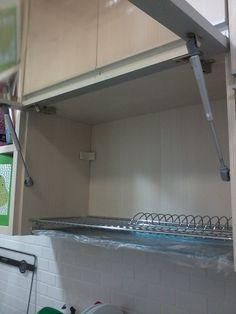 armário de cozinha com escorredor embutido - Pesquisa Google