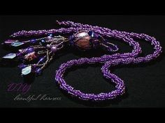 Cleaner For Gold Jewelry Beaded Necklace Patterns, Beaded Jewelry Designs, Seed Bead Jewelry, Bead Jewellery, Jewellery Making, Gold Jewelry, Beading Patterns Free, Seed Bead Patterns, Jewelry Making Tutorials