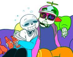 Read ☚(゚ヮ゚☚) from the story livre a imaaaaaaages humn. bah je ses plus combien j'en est trop. Comic Undertale, Undertale Love, Undertale Drawings, Undertale Memes, Undertale Ships, Undertale Fanart, Dreams And Nightmares, Time Kids, Cute Gay