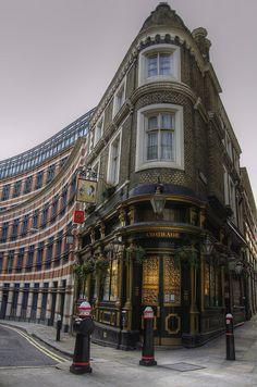 Saint Andrew's Hill, City of London