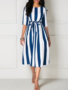 Indian Style Heavy crap Design Western wear party/casual Wear For Women Modest Dresses, Modest Outfits, Stylish Dresses, Elegant Dresses, Casual Dresses, Maxi Dresses, Casual Wear, Modest Wear, Church Dresses