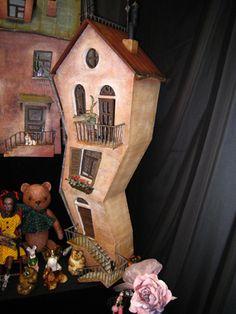 кукольный дом авторский