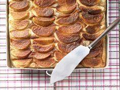 Rezept: Klassischer Apfelkuchen – smarter