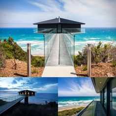 This is a really cool Pole House | by F2 Architecture