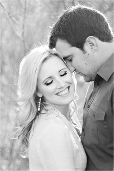 Le Magnifique: Outdoor Engagement Session by M.A. Rose Photography