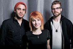 Paramore, Brand New Eyes Tour, Credicard Hall (2011) -- Espaço das Américas, 2013 -- Arena Anhembi, 2014