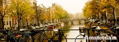 Amsterdam Bikes & Canals