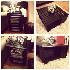 crates table - Google Search