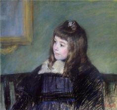 Marie Therese Gaillard - Mary Cassatt, 1894