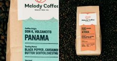Details of Melody Coffee Bags