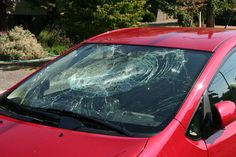 As the name suggests, safety glass was designed with safety in mind. Unlike traditional glass, safety glass does not shatter into potentially harmful shards that can cause serious injury. It is also relatively more durable, designed specifically to withstand great amounts of blunt force. #autoglass #carsafety