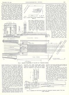 Development of the Carfloat Transfer Bridge in New York Harbor New York Harbor, Warehouses, Trains, Bridge, News, Bridges, Train, Attic, Bro