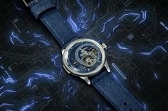 Now Funding: The Electricianz Hybrid Watch Websites, Play The Video, Big Watches, Watch Case, Product Launch, Big Clocks