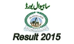 Sahiwal board 9th Class result result online
