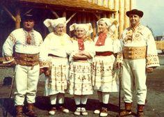 slovak-folk-costumes:  Čičmany village, Považie region, Western Slovakia. Folk Costume, Costumes, European Countries, The Shining, Bratislava, Czech Republic, Culture, People, Folk Clothing