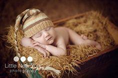 Newborn striped elf hat in 50 colors, newborn stocking sleepy elf hat, newborn photo prop, baby boy girl beanie, newborn props Newborn Knit Hat, Newborn Hats, Newborn Photo Props, Newborns, Boy Or Girl, Baby Boy, Girl Beanie, Take Home Outfit, Elf Hat