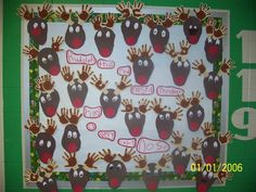 Classroom Decoration For Idea for Christmas.