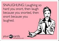 Yes, I do this! Hahaha;-)