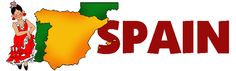 Spain - Countries - FREE Lesson Plans & Games for Kids.  See also http://www.csun.edu/~hcedu013/eslsp.html