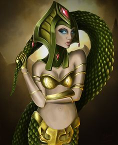 League of Legends - Cassiopeia