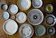plates! ++ katja r.