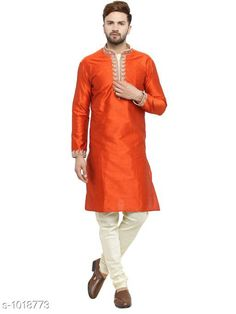 Kurta Sets Ethnic Fancy Jacquard Men's Kurta Set Fabric: Kurta- Jacquard Pyjama- Jacquard Sleeves: Kurta- Full Sleeves Are Included Size: Kurta- S M L XL XXL (Refer Size Chart For Details) Pyjama- S- 28 in M- 30 in L- 32 in XL- 34 in XXL- 36 in        Length: Kurta- Refer Size Chart Pyjama - Up To 50 in Type: Stitched Description: It Has 1 Piece Of Men's Kurta and 1 Piece Of Men's  Pyjama Pattern: Solid Country of Origin: India Sizes Available: S, M, L, XL, XXL   Catalog Rating: ★4.2 (388)  Catalog Name: Men's Ethnic Fancy Jacquard Kurta Sets Vol 5 CatalogID_122818 C66-SC1201 Code: 917-1018773-7512