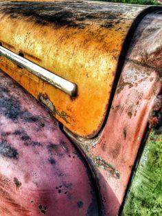 Rusty Ride - Photograph at BetterPhoto.com